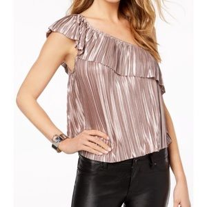 Buy One get 1! Guess Emerson Metallic one Shoulder